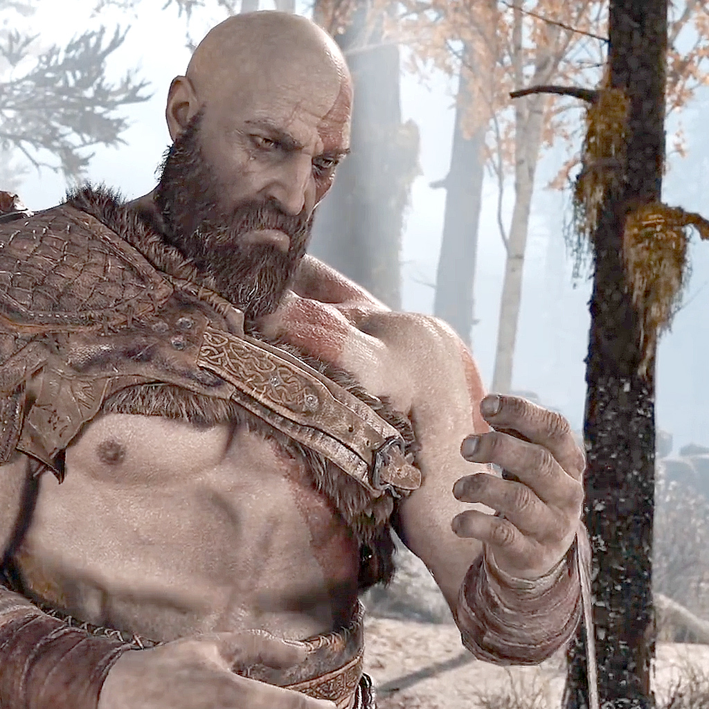 Новый трейлер God of War на русском языке раскрыл дату выхода