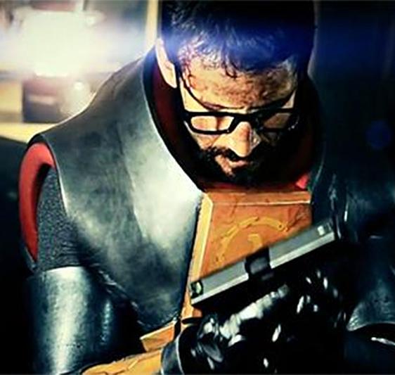 Valve создаст три полноценные игры для VR-очков