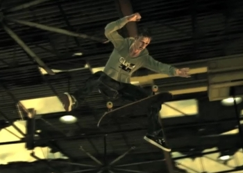 Снимок экрана Tony Hawk Pro Skater HD