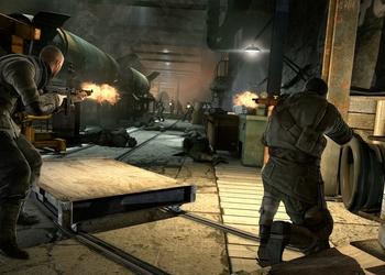 Снимок экрана Sniper Elite V2