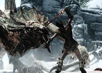 Скриншот The Elder Scrolls V: Skyrim