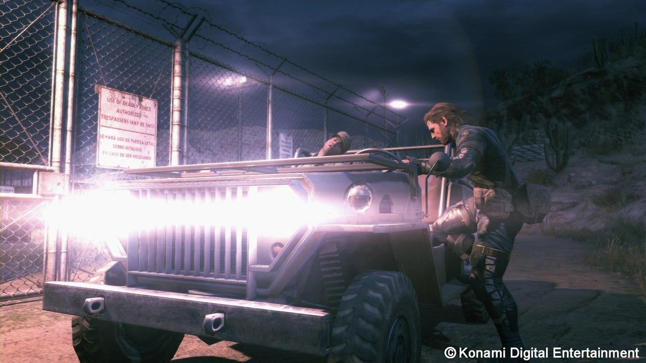 Опубликованы официальные системные требования игры Metal Gear Solid V: Ground Zeroes