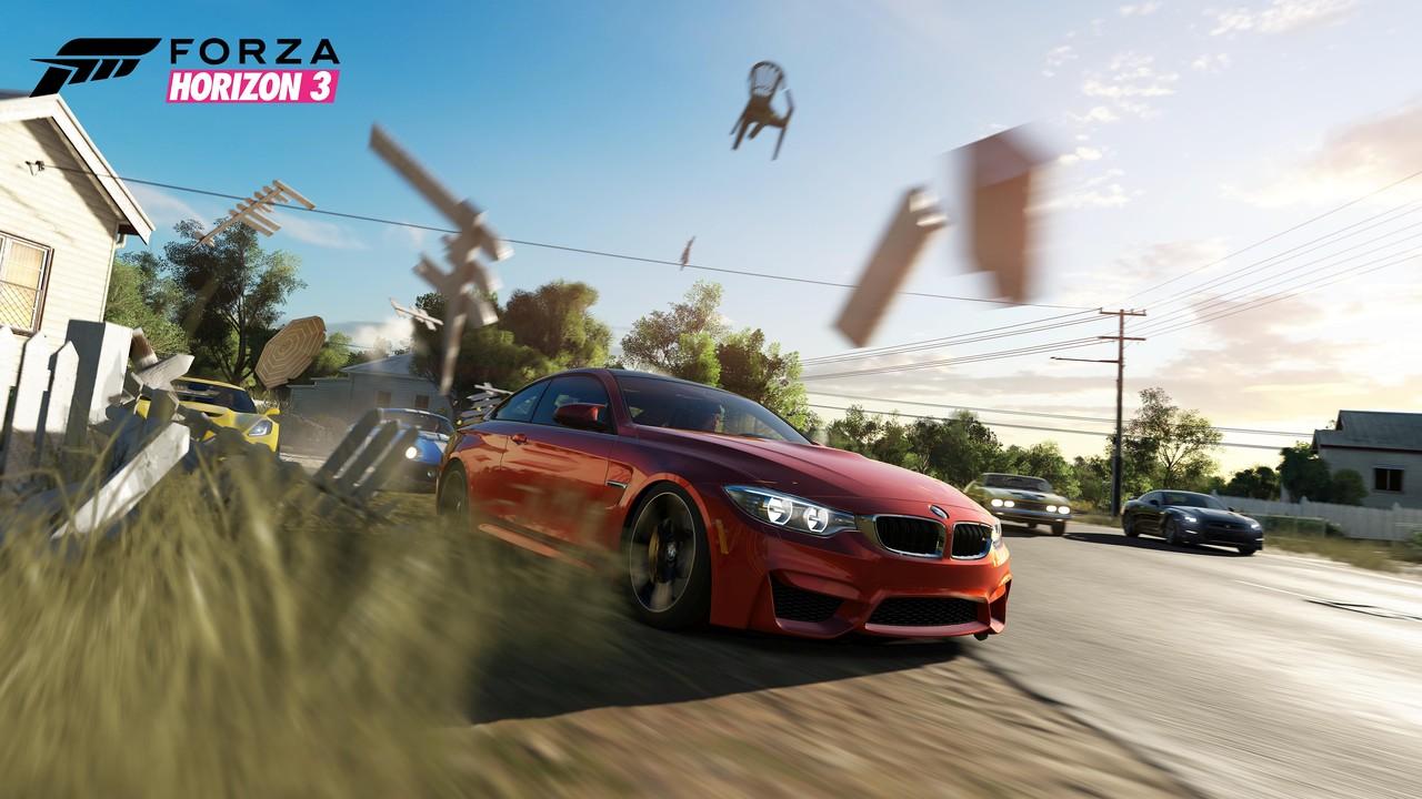 Размещены рекомендуемые системные требования Forza Horizon 3