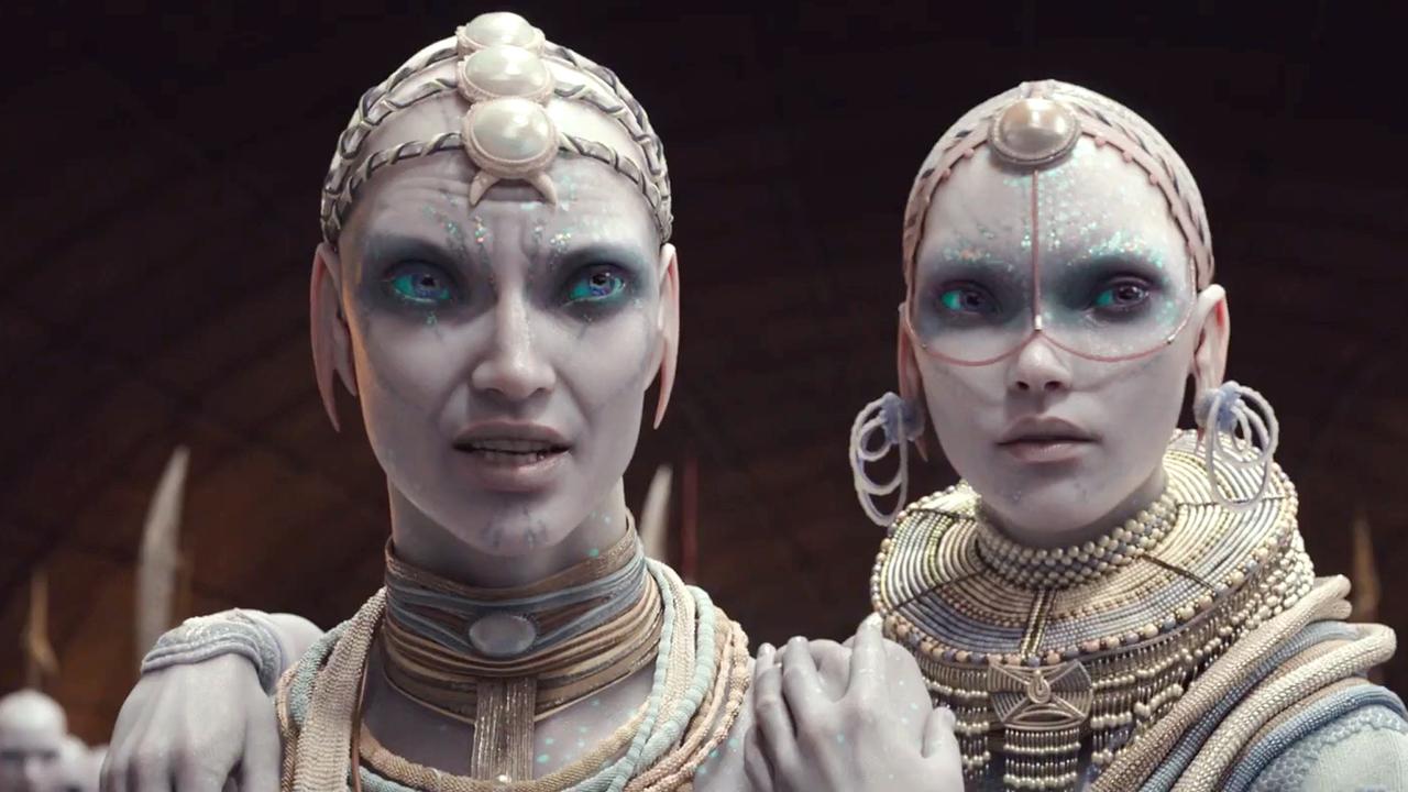 Новый трейлер «Валериан игород тысячи планет» обещает немыслимые зрелища!