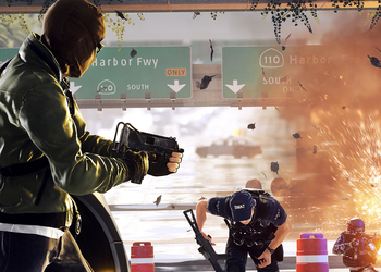 Снимок экрана Battlefield: Hardline