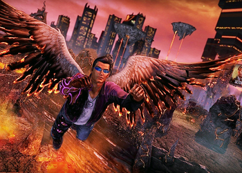 Снимок экрана Saints Row: Gat Out of Hell