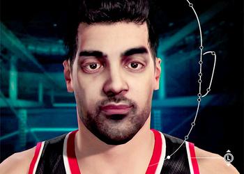 Снимок экрана NBA2K 15