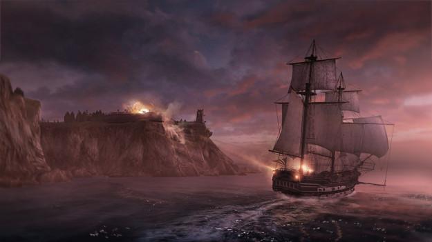 Ubisoft произвела 1-ое добавление к игре Assassin'с Creed III