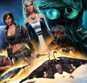 Star Conflict Heroes выпустили на Android