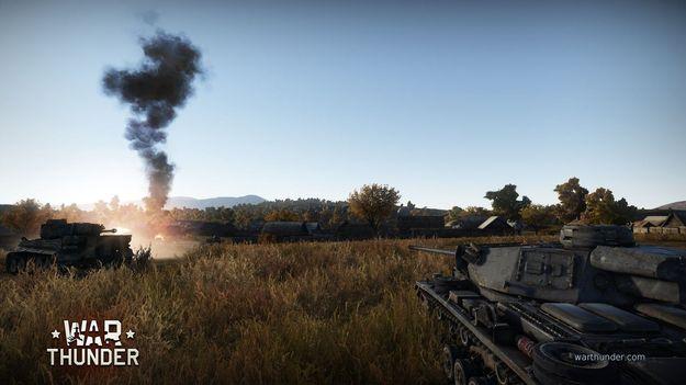 Разработчики игры War Thunder обнародовали снимки экрана наземной техники в честь 70-летия Курской схватки