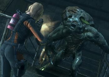 Снимок экрана Resident Evil: Revelations