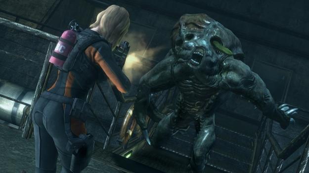 Capcom делает демо модификацию игры Resident Evil: Revelations для Xbox 360, PlayStation 3 и РС