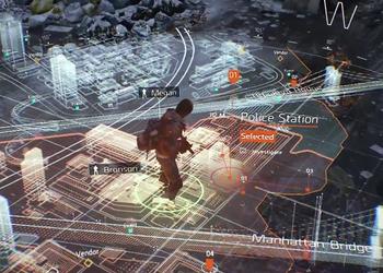 Снимок экрана The Division