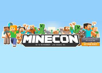 Логотип конвенции MineCon