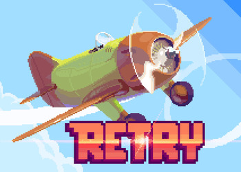 Снимок экрана Retry