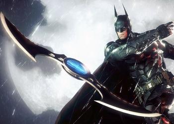 Снимок экрана Batman: Arkham Knight