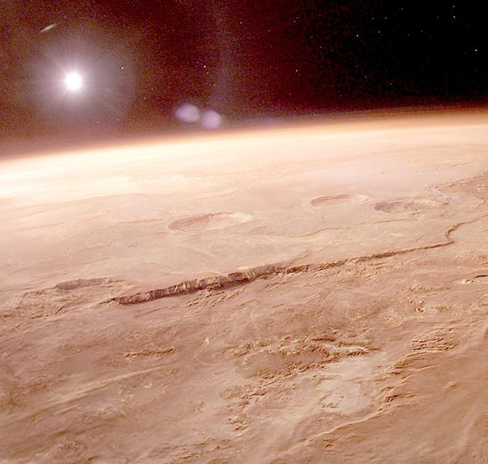 Почему Марс менее, чем могбы быть?
