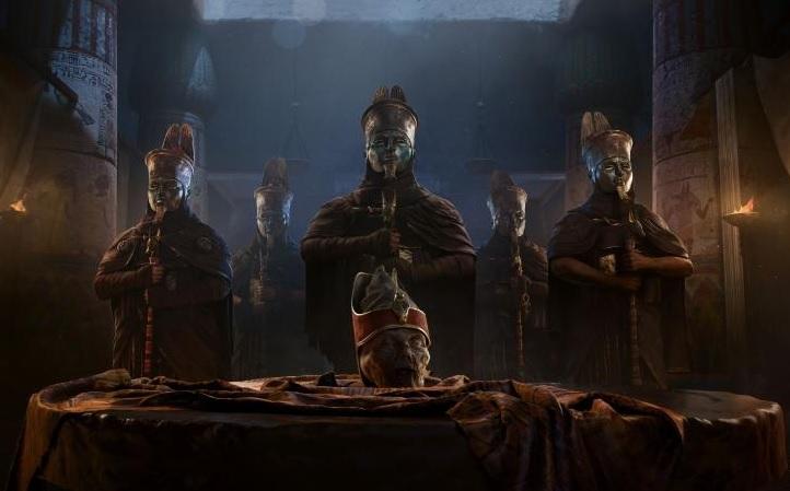 Вышел очередной трейлер Assassin's Creed: Origins