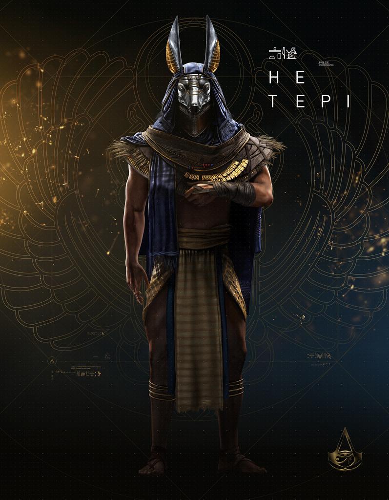 banks assassins creed origins - HD797×1024