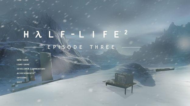 Фанаты Half-Life нашли настоящие концепт-арты к продолжению серии игр