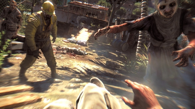 Бригада Techland пытается сделать из Dying Light необыкновенную игру про зомби