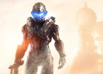 Снимок экрана Halo 5: Guardians