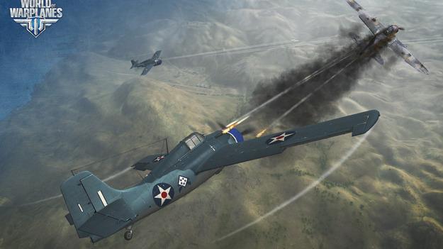 Опубликован новый дневник разработчиков игры World of Warplanes