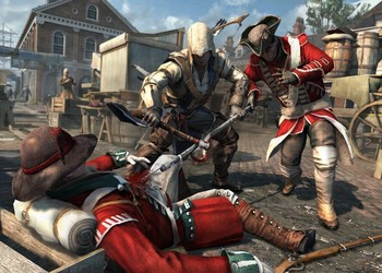Скриншот Assassin's Creed III