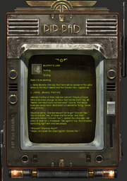 Pip-Pad - новый тизер Fallout Online