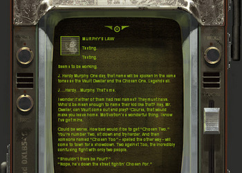 Тизер Pip-Pad Fallout Online