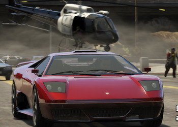 Снимок экрана GTA 5
