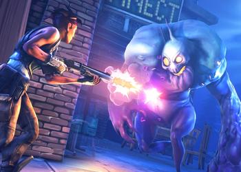 Снимок экрана Fortnite