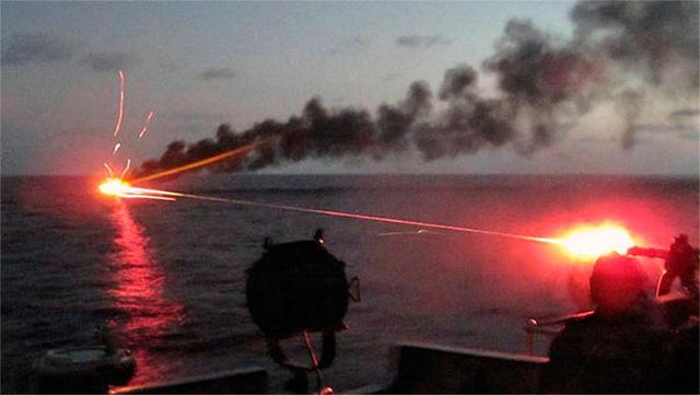 Как работает боевой лазер