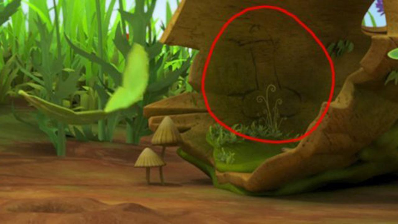 Вмультсериале «Пчелка Майя» обнаружили рисунок пениса