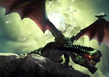 Снимок экрана трейлера Dragon Age: Inquisition