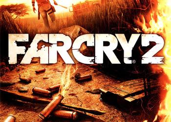 Бокс-арт Far Cry 2