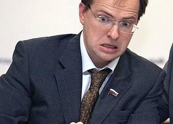 На фотографии Владимир Мединский