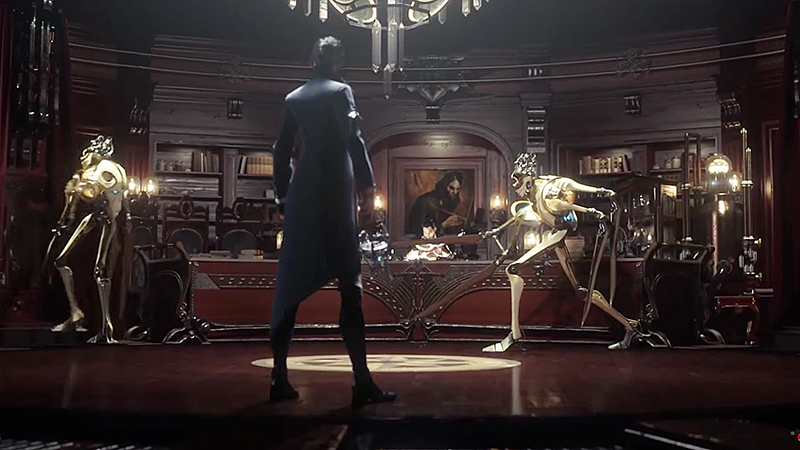 Dishonored 2: Darkness of Tyvia (2016) PC - Скриншот 2