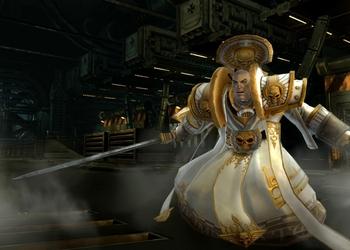 Скриншот Warhammer 40,000: Dark Millennium Online