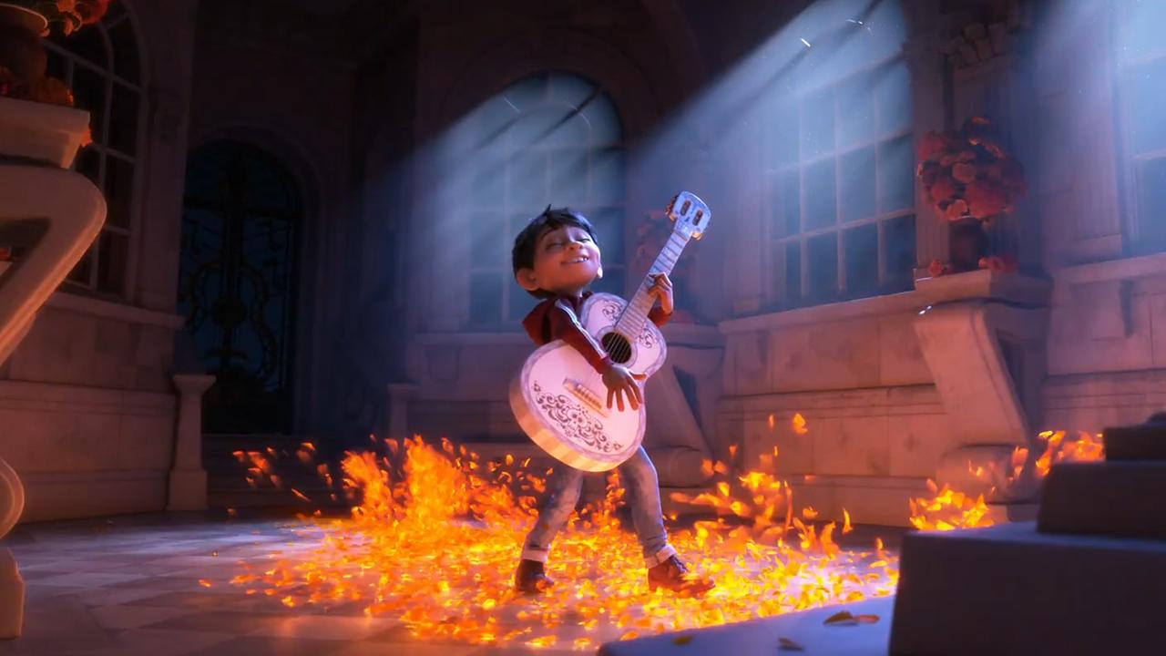 Появился 1-ый тизер-трейлер нового мультфильма Pixar «Тайна Коко»