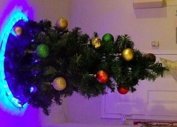 Фото рождественской елки в образе Portal