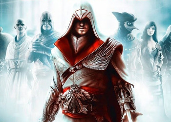 Бокс-арт Assassin's Creed: Brotherhood