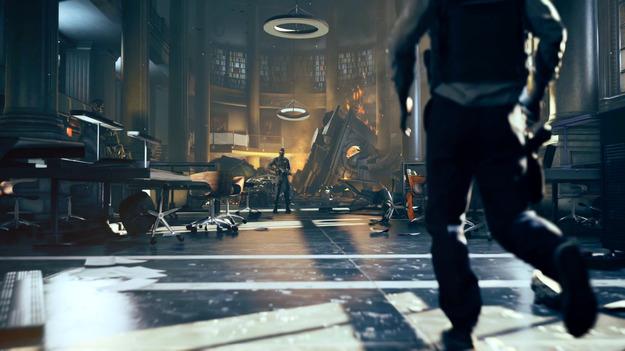 Игроки Quantum Break сумеют формировать свой сериал