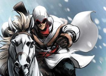 Арт комикса Assassin'с Creed: The Fall