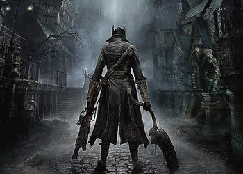 Снимок экрана Bloodborne