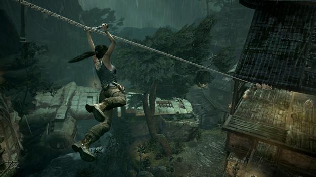 В игре Tomb Raider будет мультиплеер!