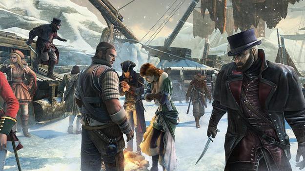 Разработчики игры Assassin's Creed III готовят сюжетную линию для мультиплеера