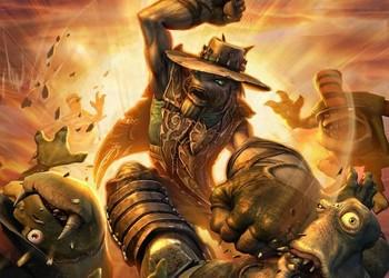 Концепт-арт Oddworld: Stranger's Wrath