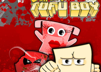 Скриншот Super Tofu Boy