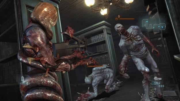 Capcom произвела релизный трайлер игры Resident Evil: Revelations